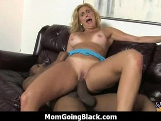My Mom Shows How Far She d Go For A Big Black Cock 1