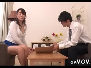 Mother i'd like to fuck oriental gets fingered and fucked