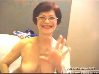 mature Granny Webcam: Free Fingering Porn Video ad flirtatious public